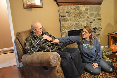 Pawpaw's 75th Birthday