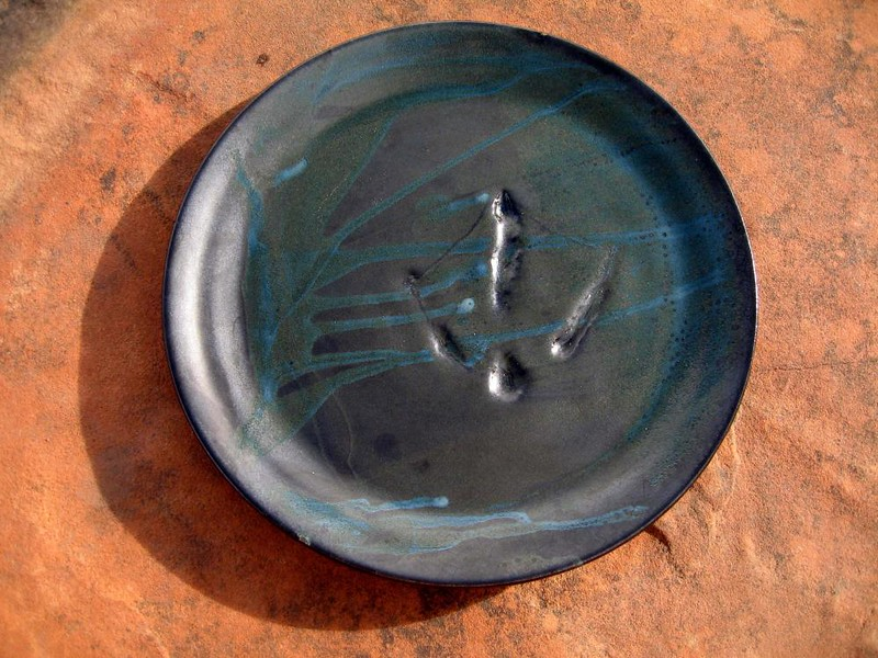 Canada Gooseware Plate