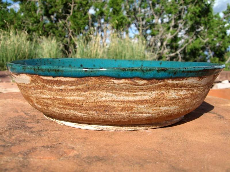 Mountain Lionware Large Bowl