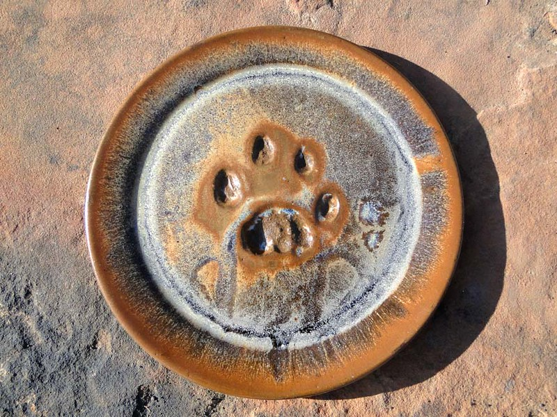 Mountain Lionware Plate