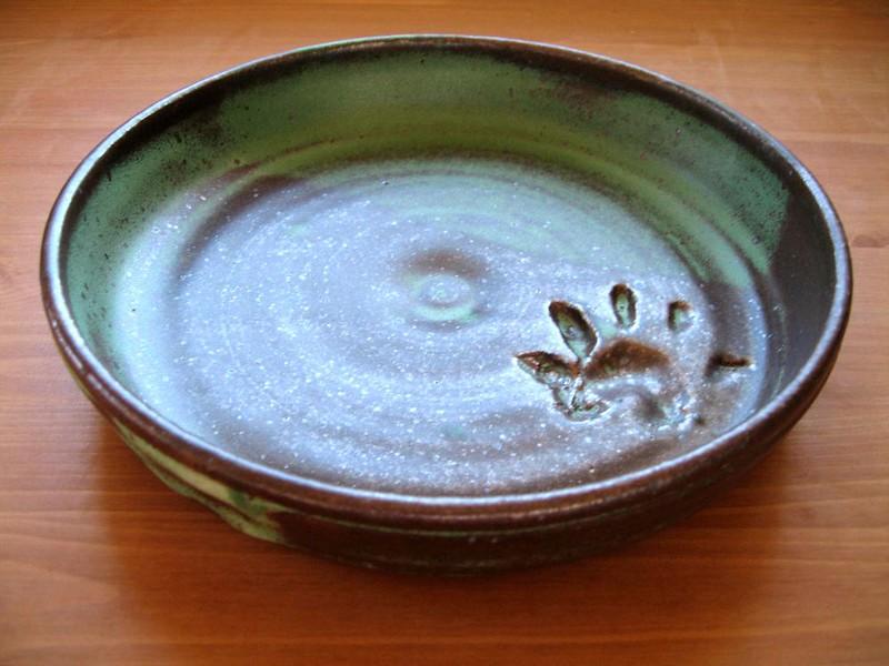 Raccoonware Dish