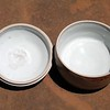 Ringtail Catware Lidded Dish