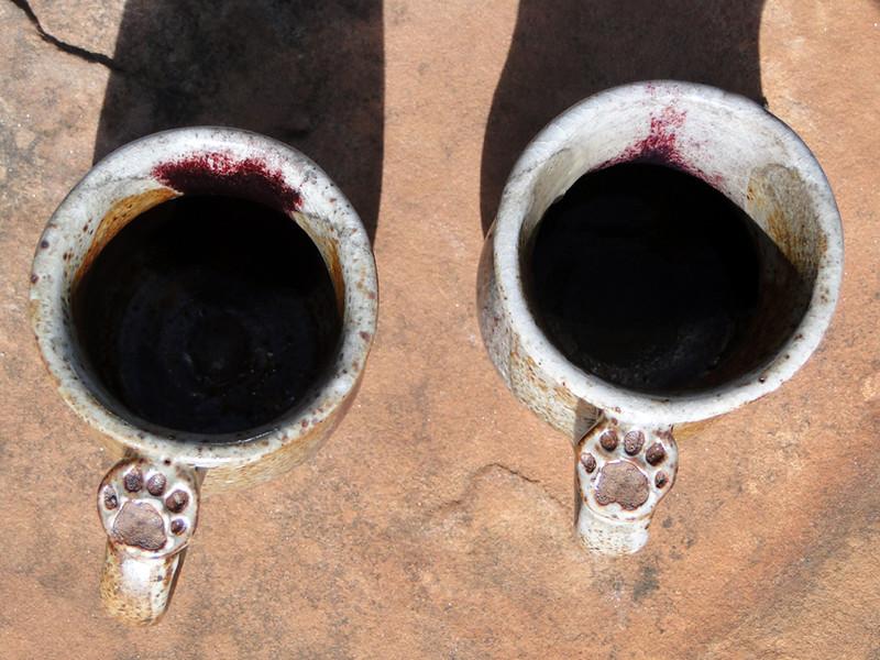 Rintail Catware Mug Set
