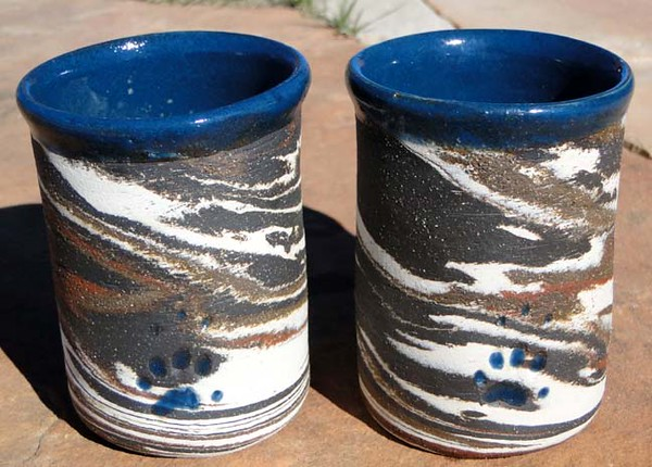Rock Squirrel Mugs