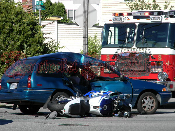 Vehicle Accidents & Fire's