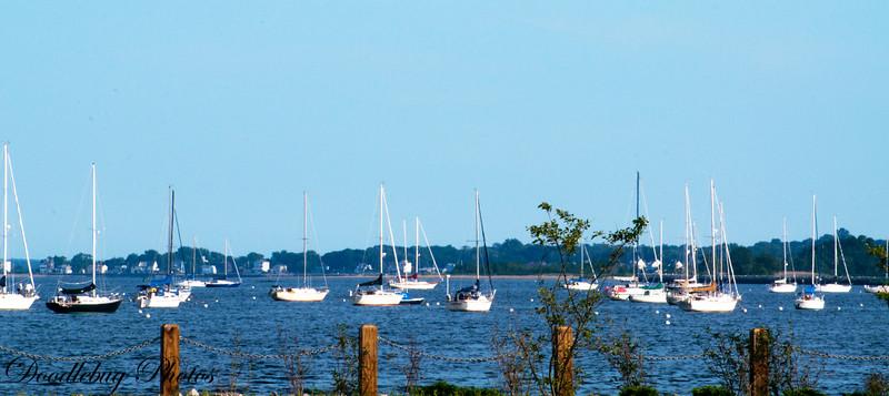 Narragansett Bay  July 18 2014