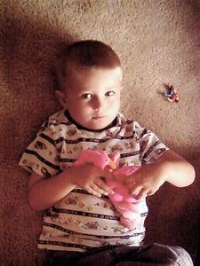 Justin, Aug., 2004