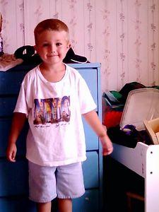 Justin, Aug. 17, 2004