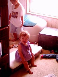Justin and Katherine, Aug. 17, 2004