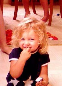 Leah, Aug. 18, 2004