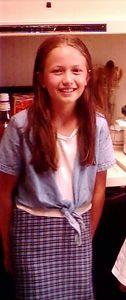 Frances, July, 2004