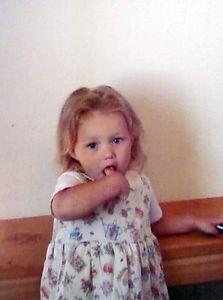Leah, July, 2004