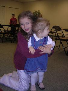 Heather and Katherine
