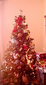 The 2004 Paxton Christmas Tree