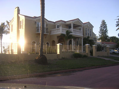 one of the original houses on Pinellas Point