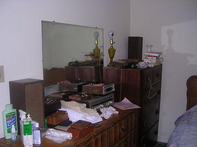 Grandpa's dressers