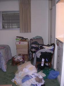 Grandpa's bedroom