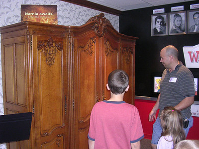 The Wardrobe, at Focus on the Family