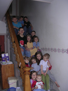 all 13 of the kids