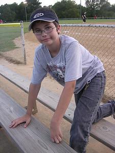 Jon at the ball game