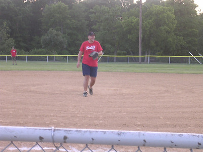 Jason's last softball game