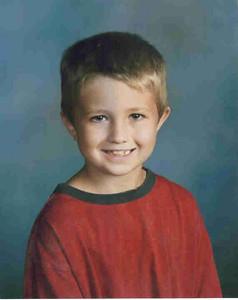 Justin's school picture