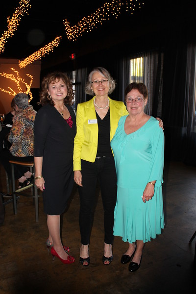 Jane Guyton, Monika Fischer-Massie, Susan Chadick