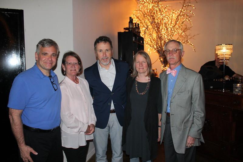 Joseph Orconell, Ellen Hayward, Mark Thomas, Kristin Musgnug, Malcolm Hayward 1