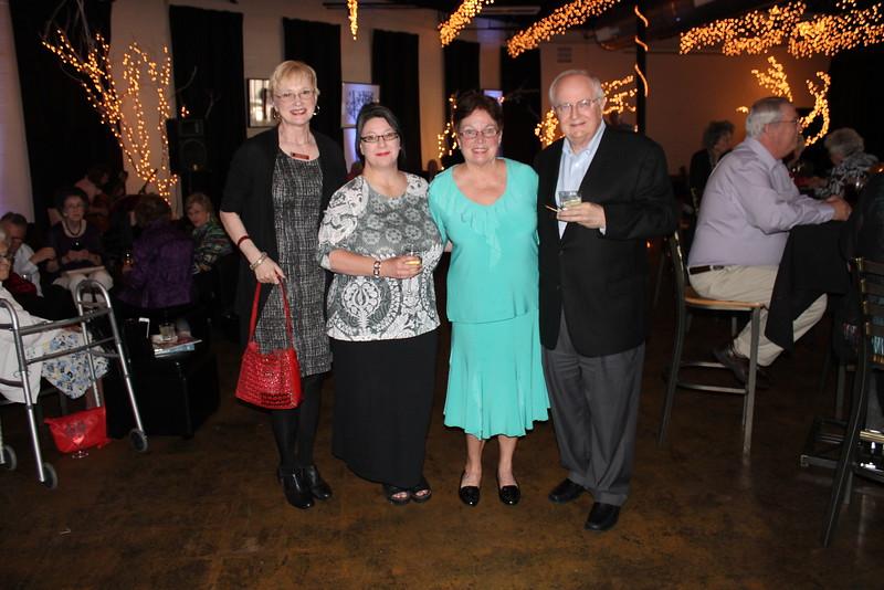 Deborah Malone, Nicole Sylvester, Susan Chadick, David Melor