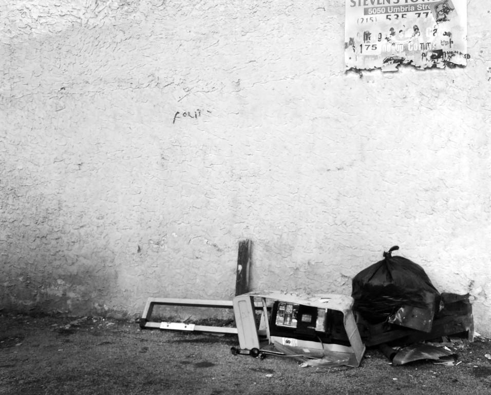 Philly chinatown, winter '12