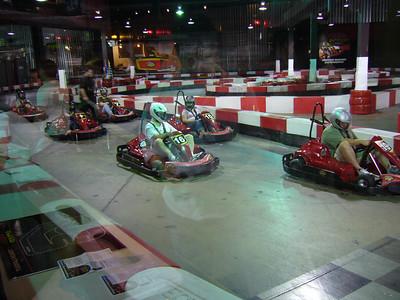Go Karts - June 2008