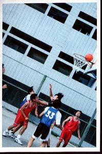 1998.Fall 籃球隊