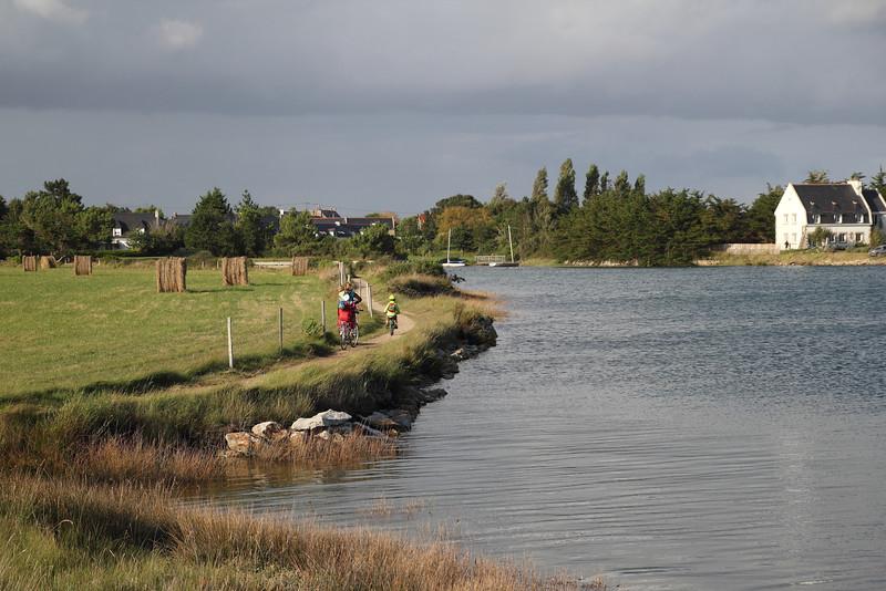 Breneguy, entre agriculture et océan