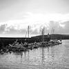 Le port de l'Ile d'Houat