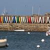 Dans le port de Roscoff