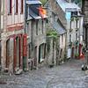 Ville de Dinan, moyenageux.