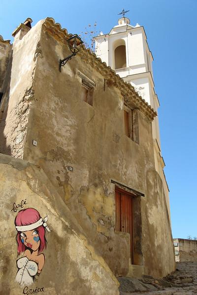 Calvi, art moderne et traditionnel