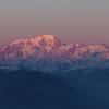 Belle-Etoile, belvédère sur le Mont-Blanc.