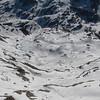 Mi-mai, le dégel s'amorce sur la Montagne des Sept-Laux. Depuis le sommet de la Belle Étoile.