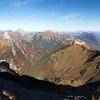 Les Hautes-Bauges, la vallée du Chéran et du coup un gros bout de la RNFCS