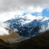 Vallon du Clou à Sainte-Foy-Tarentaise, glacier des Barmes.