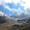 Premier saupoudrage d'automne sur Grand Col.<br /> (Les Arcs, Bourg-saint-Maurice)