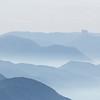 Le Triève et son Mont Aiguille depuis les Bauges