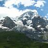 Alpes bernoise : de l'Eiger à la Jungfrau. Rencontre mythique.