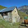 La très sauvage vallée des Veys à quelques encablures des plus grands domaines skiables du monde. Chalet de Créternas, domaine pastoral d'altitude.