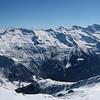 Massif de la Lauzière face B : du Bellachat au Grand Pic, une succession de combes sauvages loin de la civilisation.
