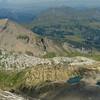 Au sommet du Rohrbachstein, vue sur la vallée de Lenk et les Alpes Bernoise.