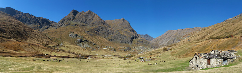 Bonneval-sur-Arc, vallon de la Lenta