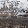 Montaimont, village rural de la montagne mauriennaise.