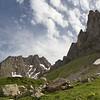 Invitation à la grimpe, Aiguilles de la Pennaz (Contamines-Montjoie)